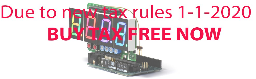 Buy Tax free from 1-1-2020